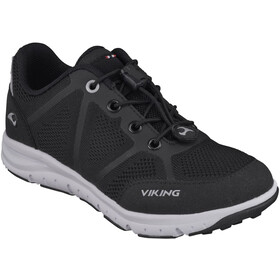 Viking Footwear Ullevaal Chaussures Enfant, black/grey